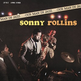 Sonny Rollins Our Main In Jazz CD