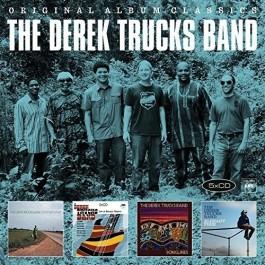 Derek Trucks Band Original Album Classics CD5