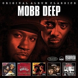 Mobb Deep Original Album Classics CD5