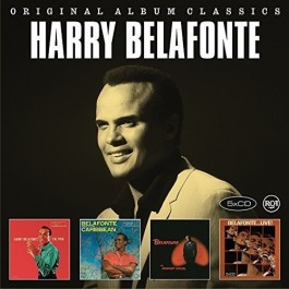Harry Belafonte Original Album Classics CD5