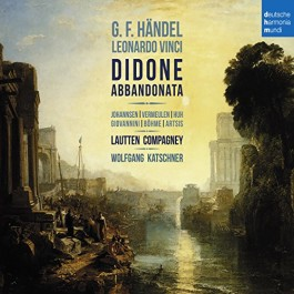 Lautten Compagney Wolfgang Katschner Handel Leonardo Da Vinci CD2
