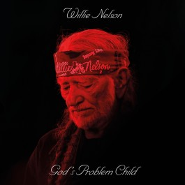 Willie Nelson Gods Problem Child LP