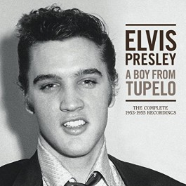 Elvis Presley A Boy From Tupelo The Complete 1953-1955 Recordings CD3