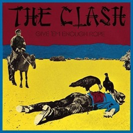 Clash Give em Enough Rope We Are Vinyl 180Gr LP