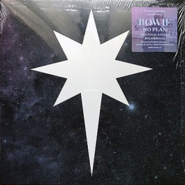 David Bowie No Plan Ep - The Final Studio Recordings LP