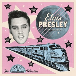 Elvis Presley A Boy From Tupelo The Sun Masters LP
