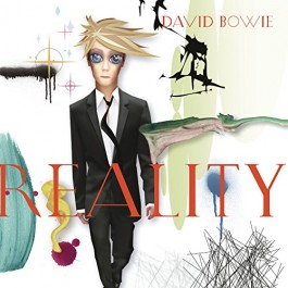 David Bowie Reality LP