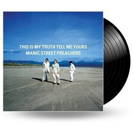 Manic Street Preachers This Is My Truth Tell Me Yours We Are Vinyl 180Gr LP