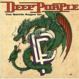 Deep Purple Battle Rages On 180Gr LP