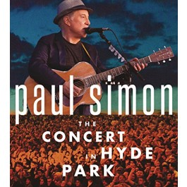 Paul Simon Concert In Hyde Park CD2+DVD