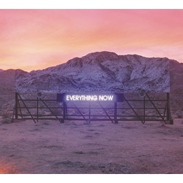 Arcade Fire Everything Now Day Version CD
