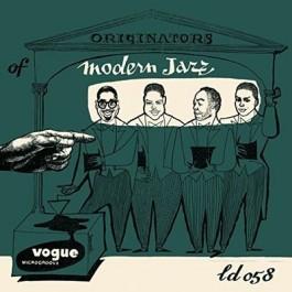 Various Artists Originators Of Modern Jazz LP