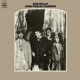 Bob Dylan John Wesley Harding LP