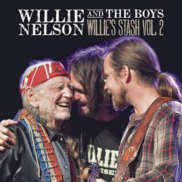 Willie Nelson Willie And The Boys Willies Stash Vol.2 LP
