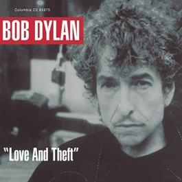 Bob Dylan Love & Theft 180Gr LP2