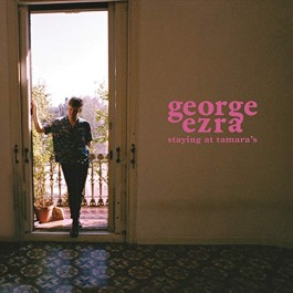 George Ezra Staying At Tamaras LP+CD