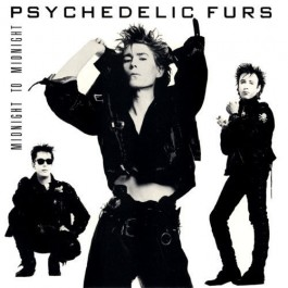 Psychedelic Furs Midnigh To Midnight LP