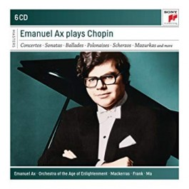 Emanuel Ax Emanuel Ax Plays Chopin CD6