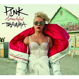 Pink Beautiful Trauma CD