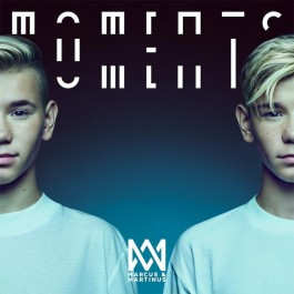 Marcus & Martinus Moments CD
