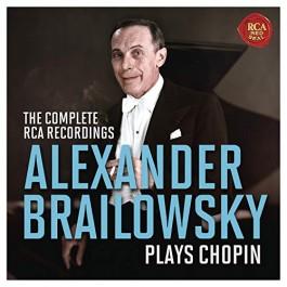 Alexander Brailowsky Plays Chopin CD8