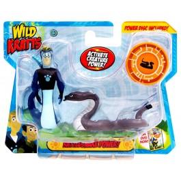 Wild Kratts Wild Kratts 2 Pack - Rattlesnake Powers IGRAČKA RAZNO