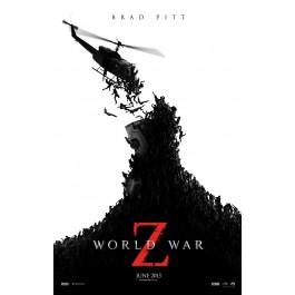 Pyramid International World War Z One Sheet POSTER