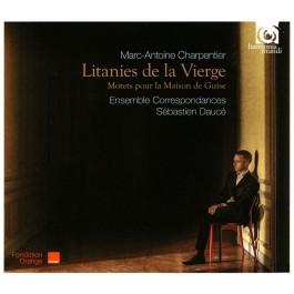 Sebastien Dauce Charpentier Litanies De La Vierge CD