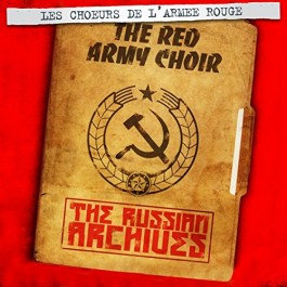 Red Army Choir The Russian Archives CD