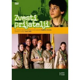 Movie Prijatelji DVD