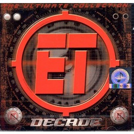 Et Decade The Ultimate Collection CD/MP3