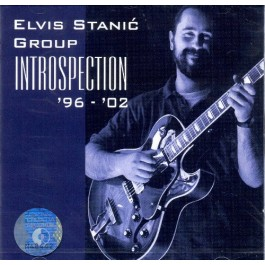 Elvis Stanić Group Introspection 1996-2002 CD/MP3
