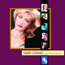 Meri Cetinić Zlatna Kolekcija - Meri Cetinić CD2/MP3