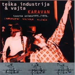 Teška Industrija Kantina CD