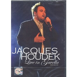 Jacques Houdek Live In Gavella CD+DVD