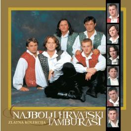 Najbolji Hrvatski Tamburaši Zlatna Kolekcija - Najbolji Hrvatski Tamburaši CD/MP3