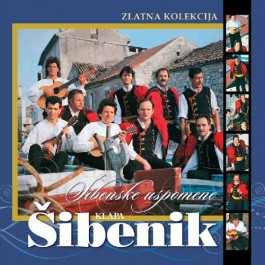 Klapa Šibenik Zlatna Kolekcija - Klapa Šibenik CD2/MP3