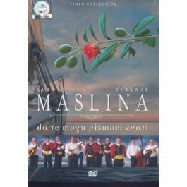 Klapa Maslina Da Te Mogu Pismom Zvati DVD