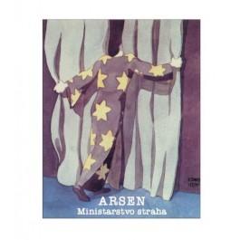 Arsen Dedić Ministarstvo Straha CD/MP3