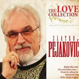 Zlatko Pejaković Najljepše Ljubavne Pjesme CD/MP3