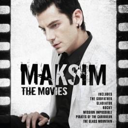Maksim Mrvica Movies CD/MP3