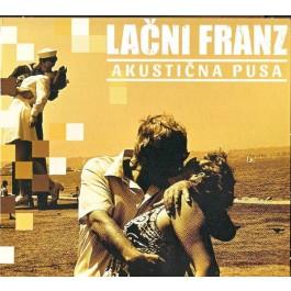Lačni Franz Akustična Pusa CD/MP3