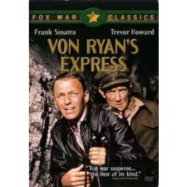 Mark Robson Ekspres Pukovnika Ryana DVD
