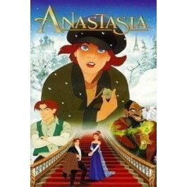 Movie Anastazija DVD