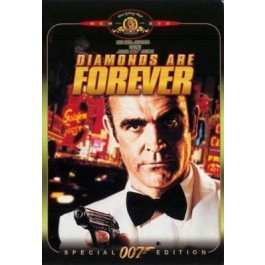 Guy Hamilton James Bond Dijamanti Su Vječni DVD