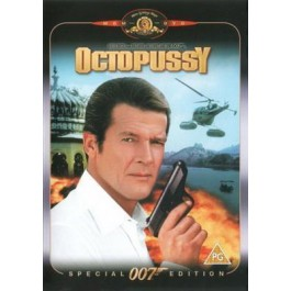 John Glen James Bond Octopussy DVD