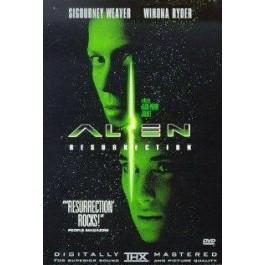 Jean-Pierre Jeunet Alien 4 DVD