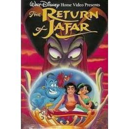 Movie Aladdin Povratak Jafara DVD