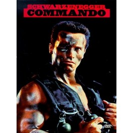 Mark L Lester Commando DVD