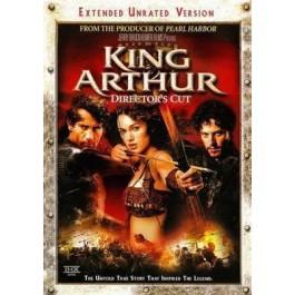 Antoine Fuqua Kralj Arthur Directors Cut DVD